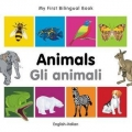 My First Bilingual Book -ANIMALS