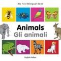 My First Bilingual Book -ANIMALS